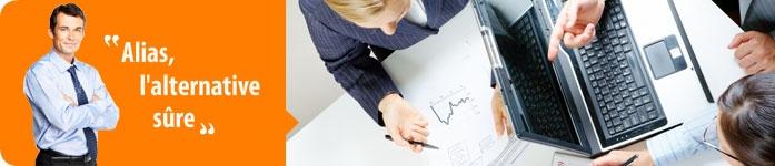 ALIAS al servizio del vostro business